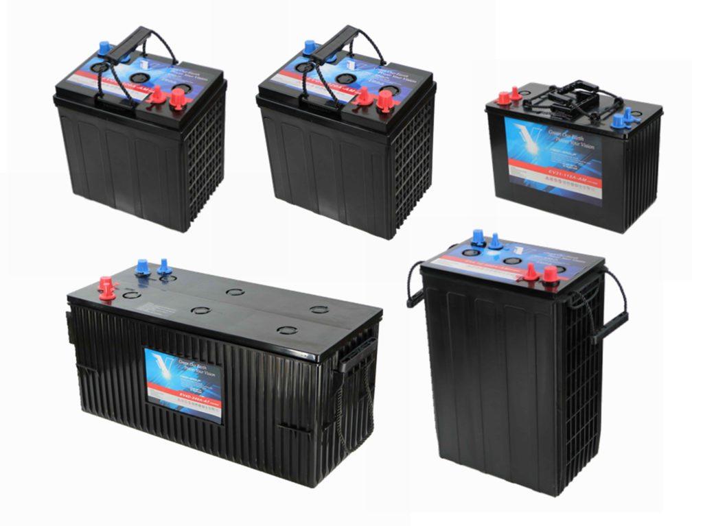 Ev Series Vision Battery