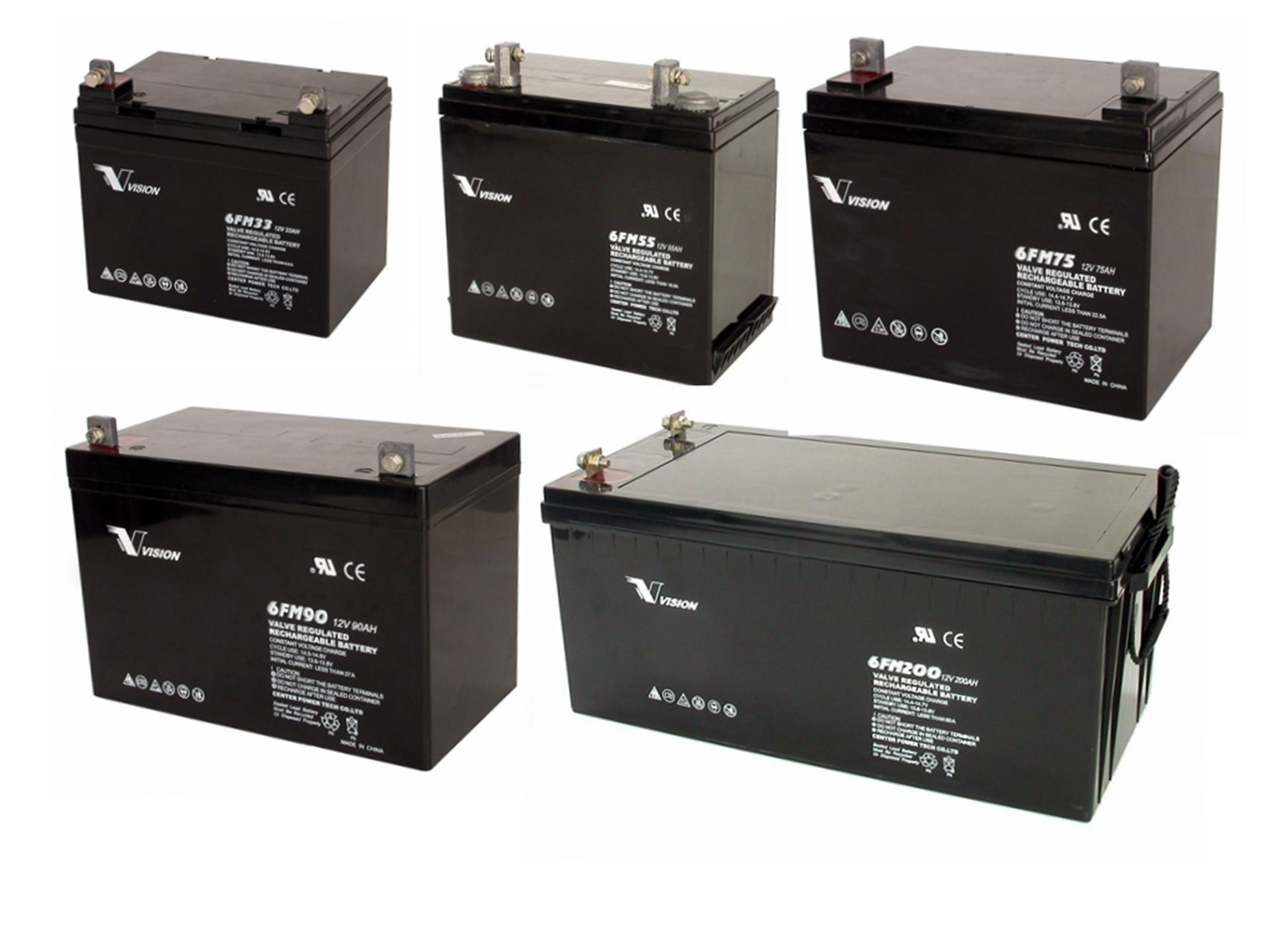 FM Deep Cycle Series Battery