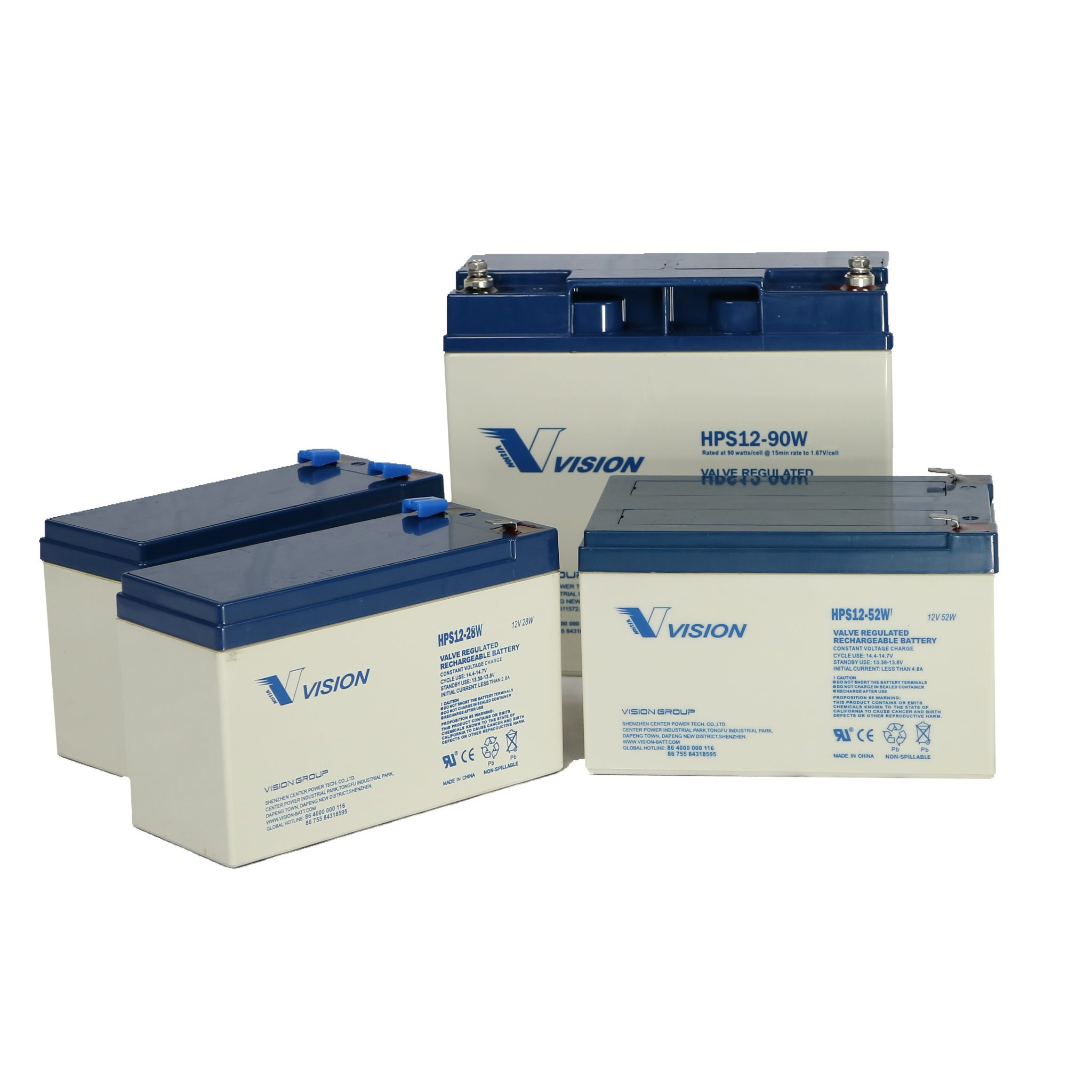 HPS Series Battery